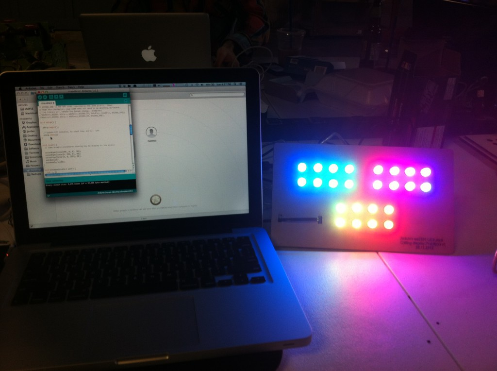 LED Pixel Arduino Workshop