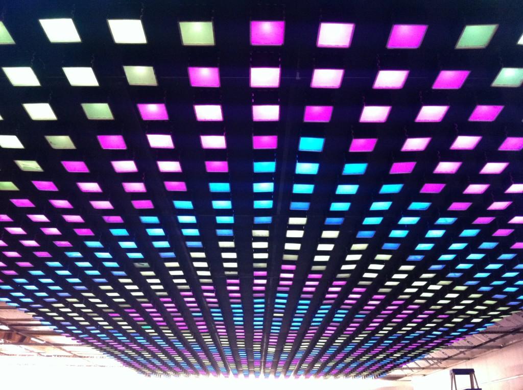 LED Ceiling Panels