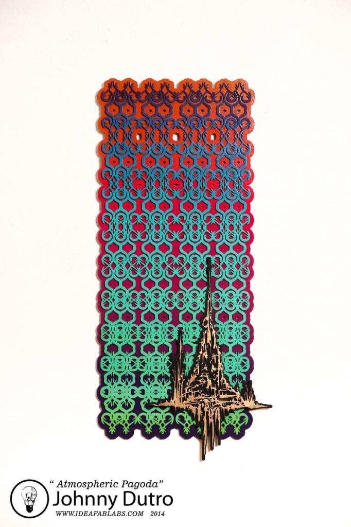 Atmospheric-Pagoda
