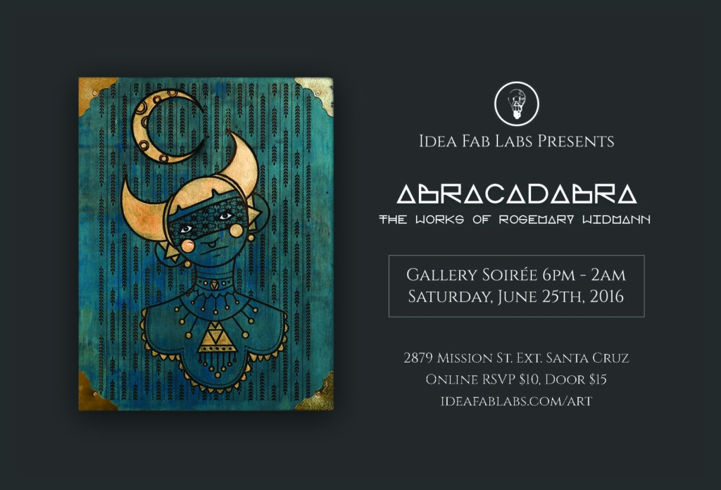 Abracadabra - the works of Rosemary Widmann