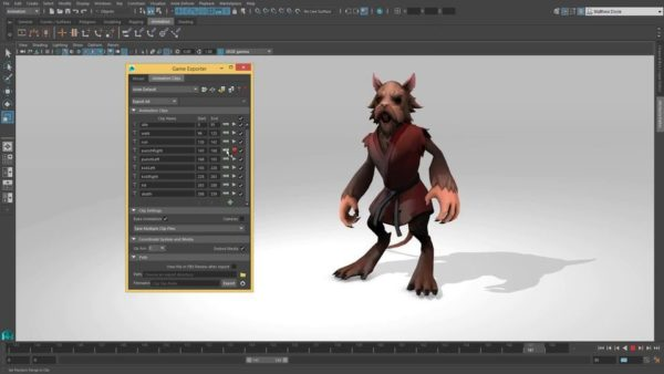 autodesk maya 3d animation and modeling classes 5 8 of 16